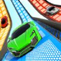 极限坡道赛车特技赛
