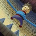 绳子解救小人