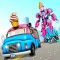 冰淇淋改造机器人游戏中文版 v19