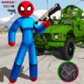 蜘蛛钉绳英雄