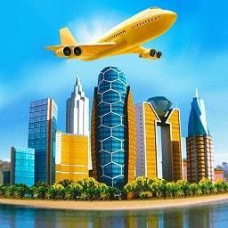 真实建造模拟3D飞机场运营
