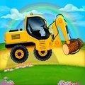 组装工程车